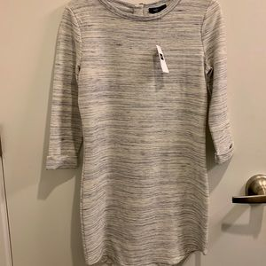 Gap dress with 3/4 sleeves!